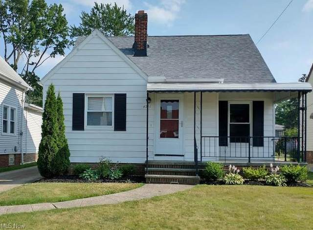 4211 Yorkshire Avenue, Parma, OH 44134 (MLS #4295852) :: The Holden Agency