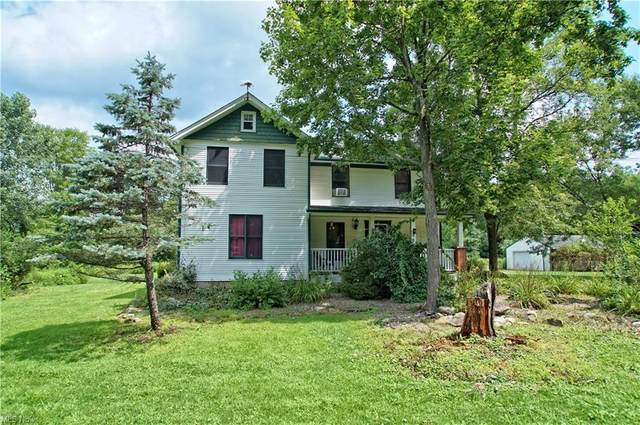 5642 State Route 305, Southington, OH 44470 (MLS #4296749) :: Tammy Grogan and Associates at Keller Williams Chervenic Realty