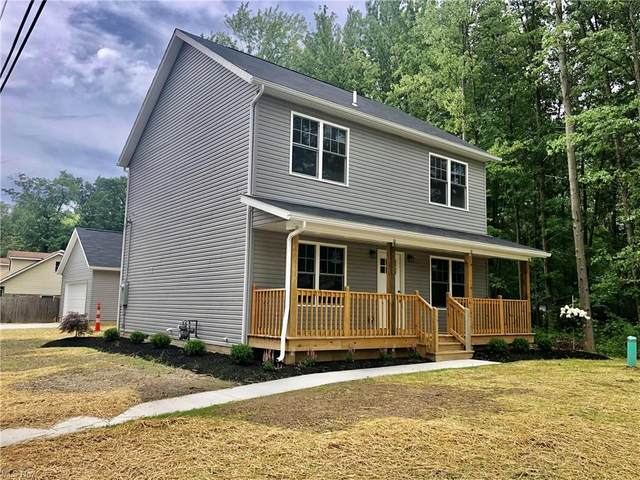 5498 Main Avenue, North Ridgeville, OH 44039 (MLS #4297759) :: The Art of Real Estate