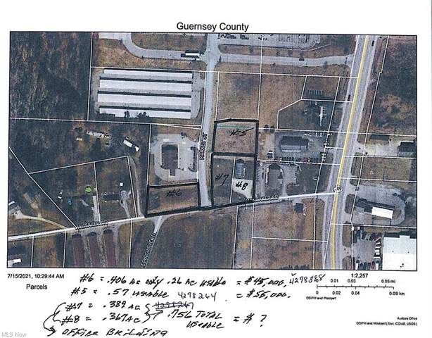 Whitaker/Southgate Parkway, Cambridge, OH 43725 (MLS #4298267) :: TG Real Estate