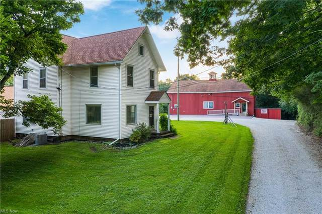 1740 Perry Drive NW, Canton, OH 44708 (MLS #4298632) :: The Art of Real Estate