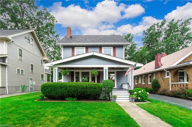 1644 Chesterland Avenue, Lakewood, OH 44107 (MLS #4298677) :: The Art of Real Estate