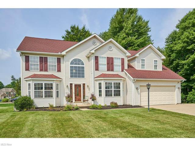 4370 Wedgewood Drive, Copley, OH 44321 (MLS #4299079) :: The Holden Agency