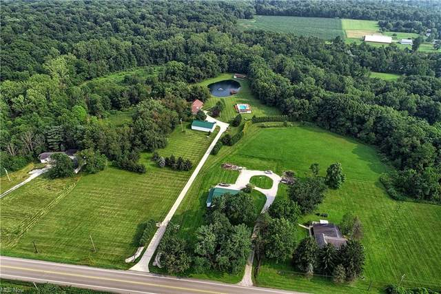 10626 Greenwich Road, Homerville, OH 44235 (MLS #4299694) :: RE/MAX Trends Realty