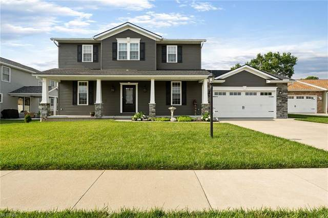 370 Sycamore Circle SE, New Philadelphia, OH 44663 (MLS #4299708) :: The Art of Real Estate