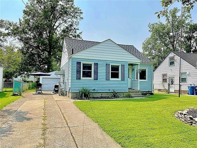 1226 Cedar Drive, Lorain, OH 44052 (MLS #4299856) :: The Art of Real Estate