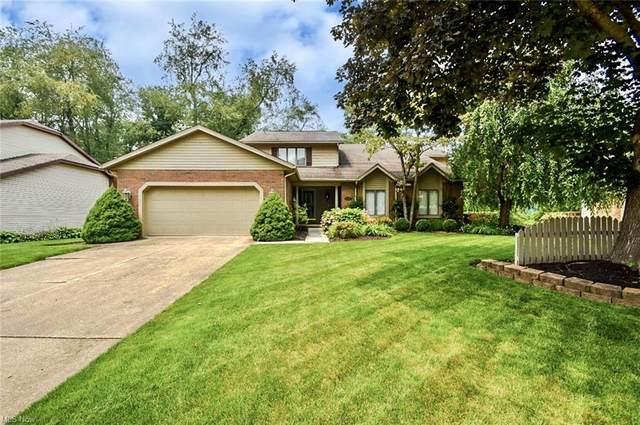 5331 Johnnycake Ridge NE, Canton, OH 44705 (MLS #4300111) :: The Art of Real Estate