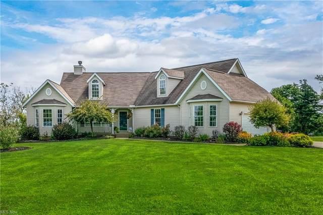 2038 Union Avenue NE, Minerva, OH 44657 (MLS #4300285) :: TG Real Estate