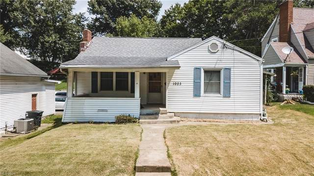 1003 Emerson Avenue, Parkersburg, WV 26104 (MLS #4300409) :: The Art of Real Estate