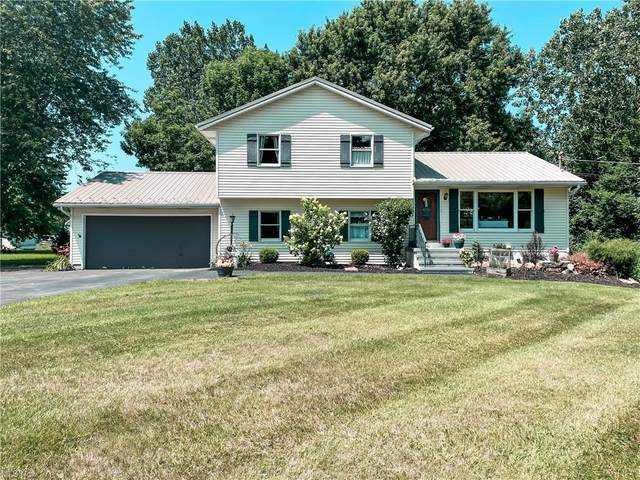 2256 Lester Road, Valley City, OH 44280 (MLS #4300470) :: The Holden Agency