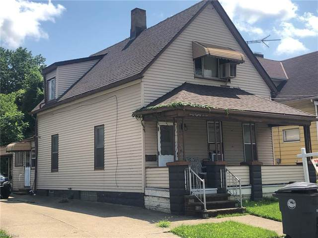 4087 E 56th Street, Cleveland, OH 44105 (MLS #4300898) :: Select Properties Realty