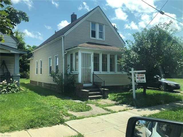 3645 E 47th Street, Cleveland, OH 44105 (MLS #4300909) :: Select Properties Realty