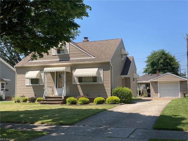 4736 Brookhigh Drive, Brooklyn, OH 44144 (MLS #4301449) :: The Art of Real Estate