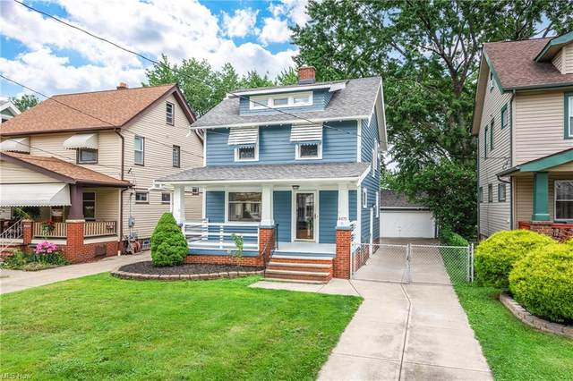 4475 South Hills Drive, Cleveland, OH 44109 (MLS #4301611) :: The Art of Real Estate