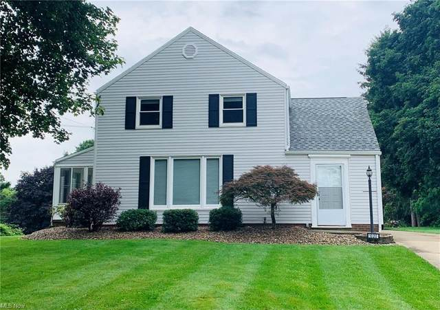 1020 E Maple Street, North Canton, OH 44720 (MLS #4301740) :: The Art of Real Estate