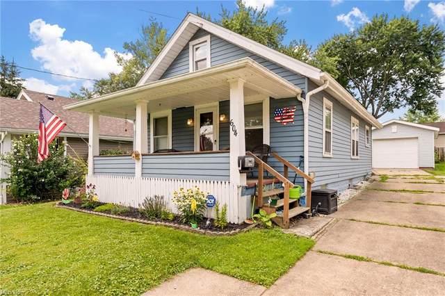 604 King Street, Ravenna, OH 44266 (MLS #4301754) :: The Art of Real Estate
