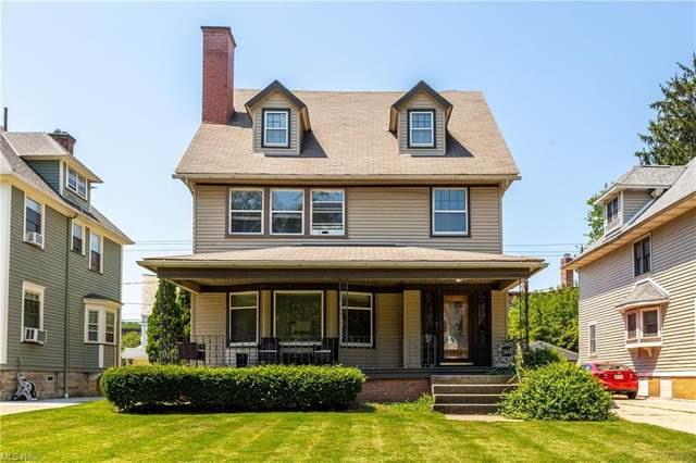 1442 W Clifton Boulevard, Lakewood, OH 44107 (MLS #4302206) :: Simply Better Realty