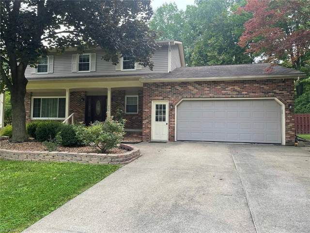 228 N Colonial Drive, Cortland, OH 44410 (MLS #4302361) :: The Holden Agency