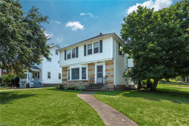 3932 Meadowbrook Boulevard, University Heights, OH 44118 (MLS #4302448) :: Simply Better Realty