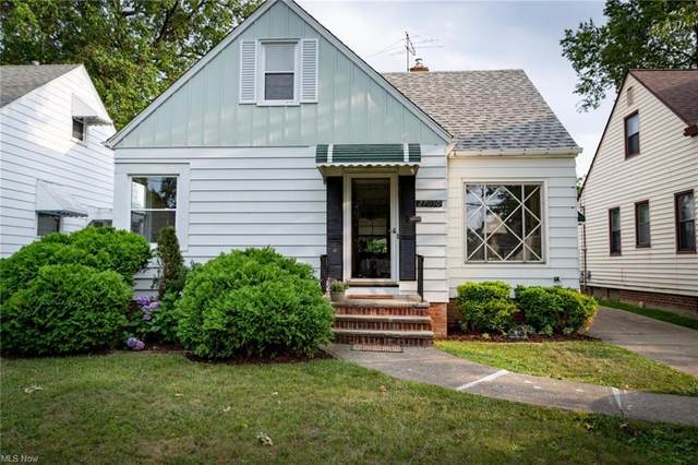 27050 Forestview Avenue, Euclid, OH 44132 (MLS #4302774) :: TG Real Estate