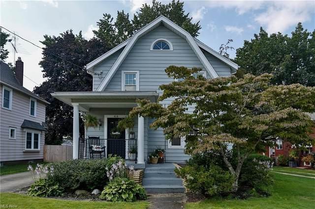 414 E Tuscarawas Avenue, Barberton, OH 44203 (MLS #4302952) :: The Art of Real Estate