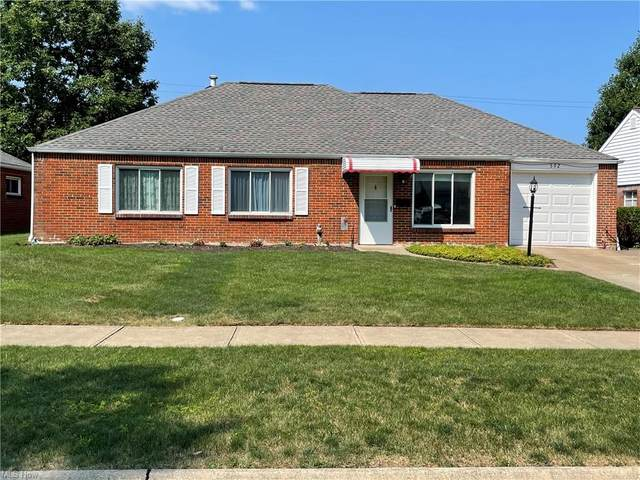 592 Sycamore Drive, Euclid, OH 44132 (MLS #4303131) :: TG Real Estate