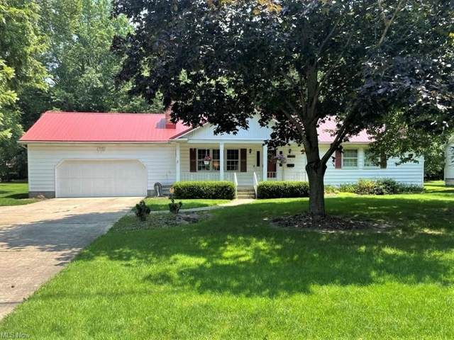 3577 Staunton Drive, Youngstown, OH 44505 (MLS #4304116) :: The Holden Agency