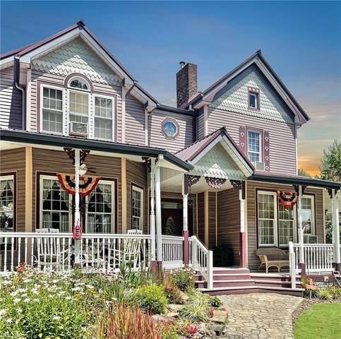 450 Two Ridge Road, Wintersville, OH 43953 (MLS #4304446) :: Keller Williams Chervenic Realty