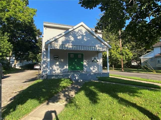 181 Burton Avenue, Akron, OH 44302 (MLS #4304603) :: The Crockett Team, Howard Hanna