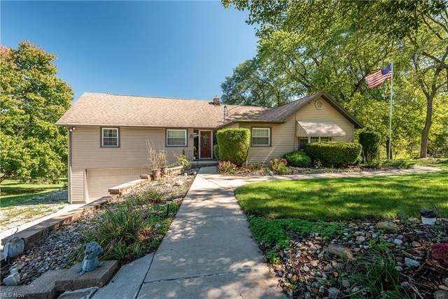 3742 Waynesburg Drive SE, Canton, OH 44707 (MLS #4304759) :: Select Properties Realty