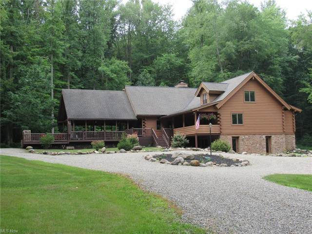 5182 Winchell Road, Mantua, OH 44255 (MLS #4304915) :: The Holden Agency