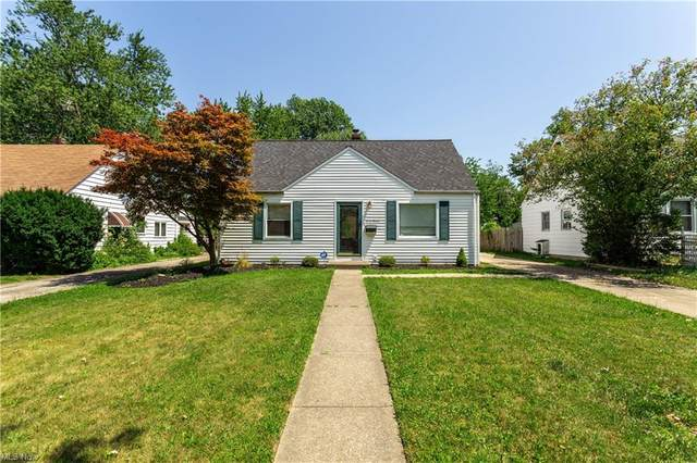 711 E 258th Street, Euclid, OH 44132 (MLS #4305004) :: The Holden Agency