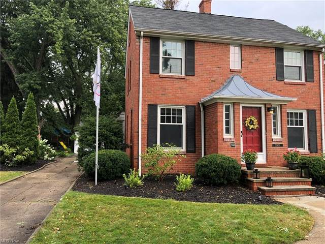 21870 Cromwell, Fairview Park, OH 44126 (MLS #4307398) :: The Holden Agency
