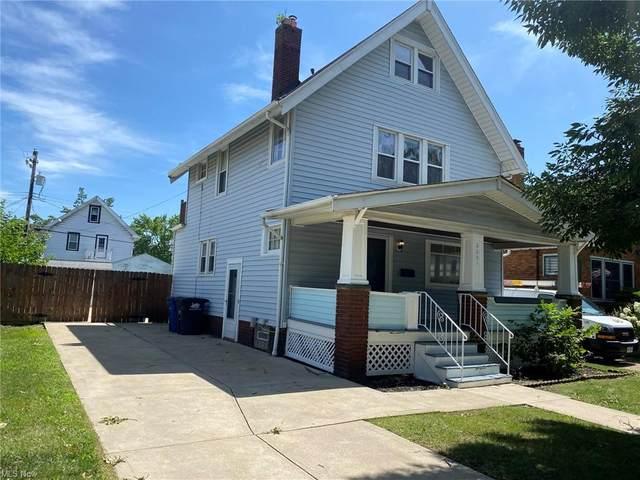 2051 Belle Avenue, Lakewood, OH 44107 (MLS #4307740) :: Simply Better Realty