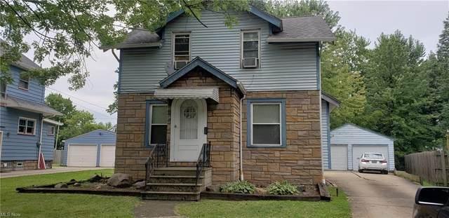 725 Oak Knoll Avenue SE, Warren, OH 44483 (MLS #4308478) :: Simply Better Realty