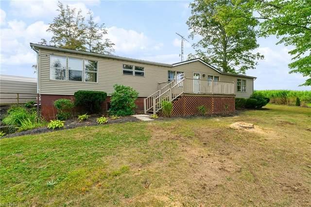 9781 Ziegler Road, Hanoverton, OH 44423 (MLS #4308752) :: Keller Williams Chervenic Realty
