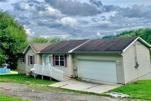 326 Bennett Street, Crooksville, OH 43731 (MLS #4309227) :: TG Real Estate