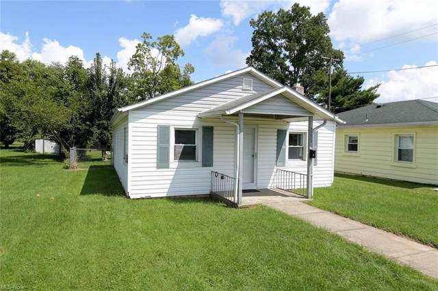 2223 Norwood, Zanesville, OH 43701 (MLS #4310103) :: Keller Williams Chervenic Realty