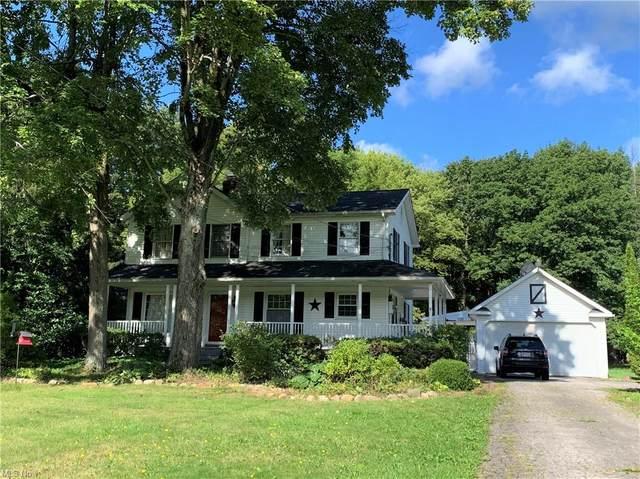 160 Warner Road, Hubbard, OH 44425 (MLS #4310204) :: TG Real Estate