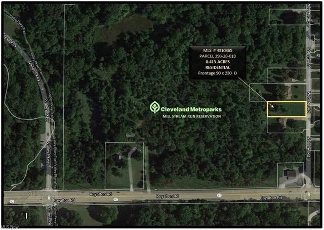 VL Webster Road, Strongsville, OH 44136 (MLS #4310365) :: The Holden Agency