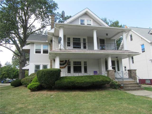 1298 Nicholson Avenue, Lakewood, OH 44107 (MLS #4312563) :: The Holden Agency