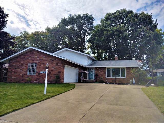 13931 Trenton Trail, Middleburg Heights, OH 44130 (MLS #4312997) :: Simply Better Realty