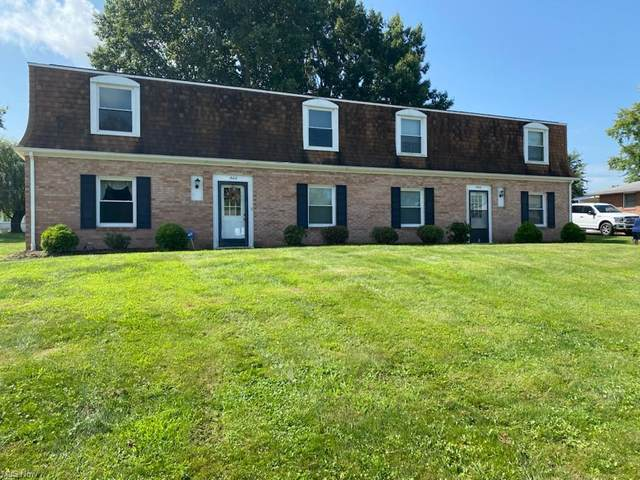 1606 Clearbrook Road NW, Massillon, OH 44646 (MLS #4313322) :: Select Properties Realty