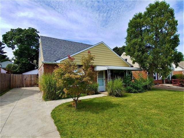 4228 Fulton Parkway, Cleveland, OH 44144 (MLS #4313413) :: The Holden Agency