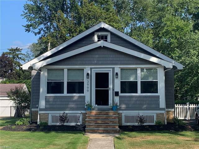 3999 W 222 Street, Fairview Park, OH 44126 (MLS #4313787) :: The Holden Agency