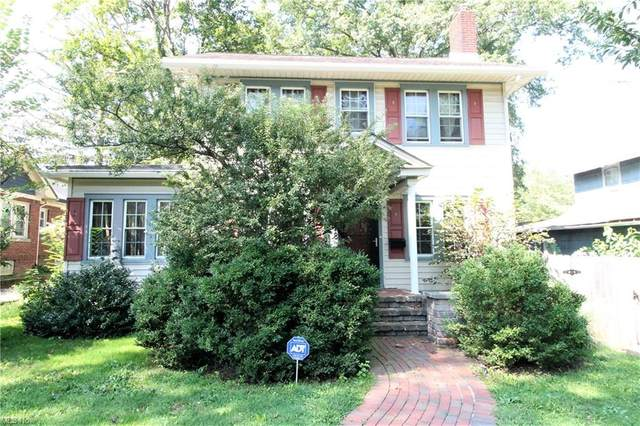 478 Greenwood Avenue, Akron, OH 44320 (MLS #4314063) :: The Holden Agency