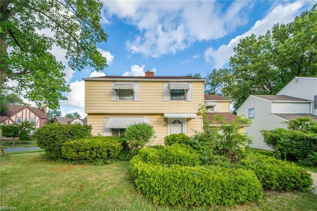4025 Monticello Boulevard, Cleveland Heights, OH 44121 (MLS #4314770) :: RE/MAX Edge Realty