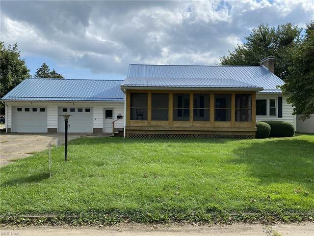 113 E 5th Street, West Lafayette, OH 43845 (MLS #4315170) :: Select Properties Realty