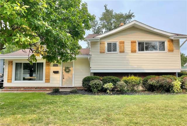 6677 Crenshaw Drive, Parma Heights, OH 44130 (MLS #4315444) :: TG Real Estate