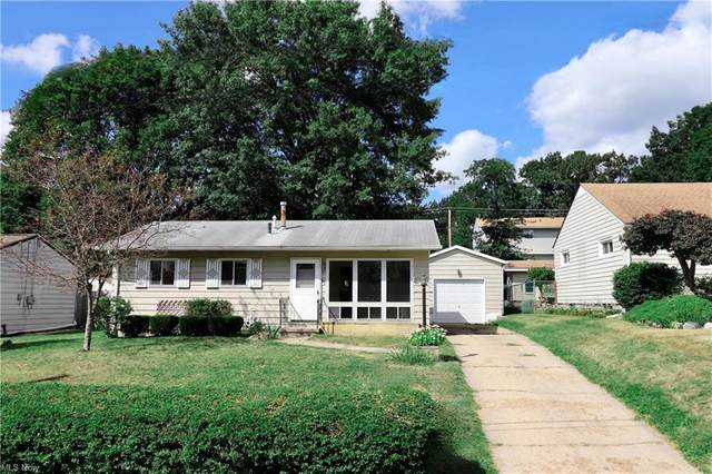 372 Water Street, Wadsworth, OH 44281 (MLS #4315789) :: The Holden Agency